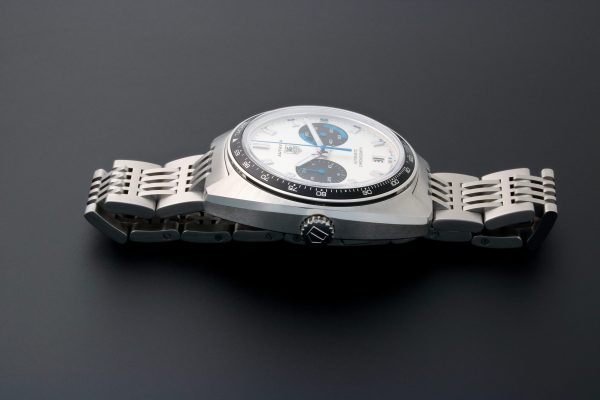 Tag Heuer Autavia Siffert Blue Watch Dashboard Set CY2110 - Baer & Bosch Auctioneers