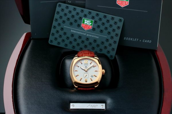 Tag Heuer Monza Watch WR5140 - Baer & Bosch Auctioneers