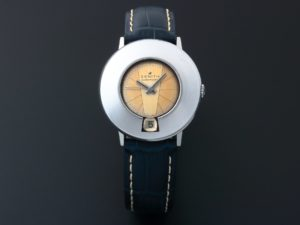Lot #6274 – Rare Vintage Zenith Keyhole Watch Watches Tokki Project