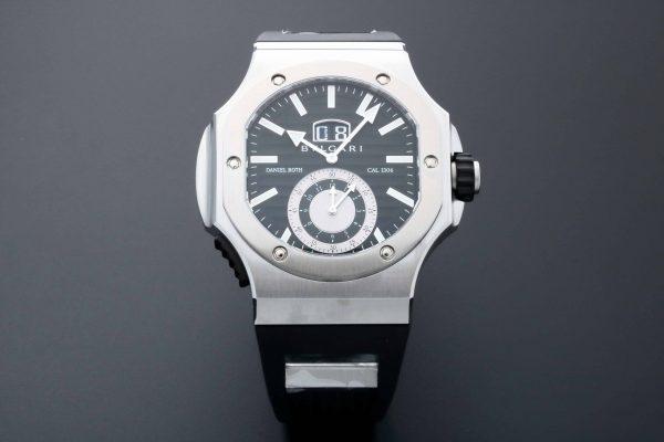Bvlgari Endurer Daniel Roth Chronograph Watch 101878 BRE56BSVDCHS - Baer & Bosch Auctioneers