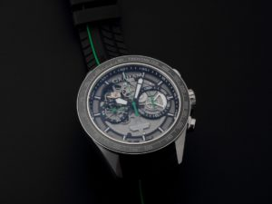 Lot #4821 – Graham Silverstone RS Skeleton Watch 2STAC2.B01A.K90F Graham Chronograph