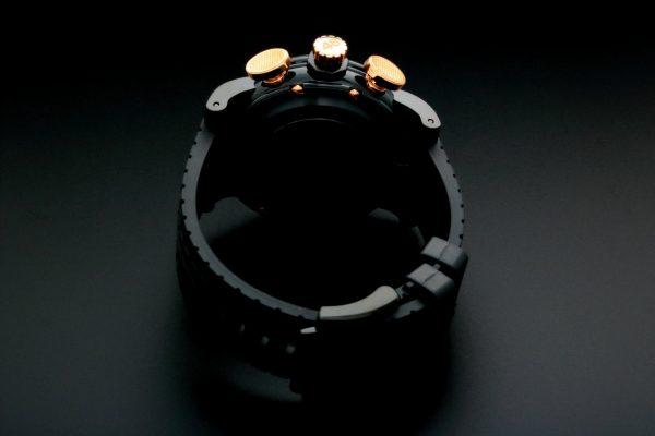 Graham Silverstone Stowe Watch 2BLDZ.B12A.K47N - Baer & Bosch Auctioneers