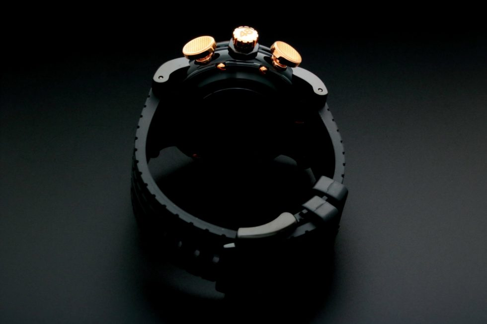 Lot #4849 – Graham Silverstone Stowe Watch 2BLDZ.B12A.K47N Graham Chronograph