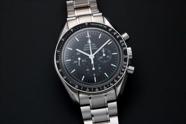 Omega Speedmaster Apollo 11 Moon 30th Anniversary Watch 3560.50.00 - Baer & Bosch Auctioneers