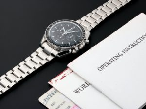Lot #6775 – Omega Speedmaster Apollo 11 30th Anniversary Moon Watch 3560.50.00 Moon Chronograph