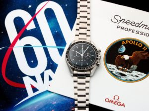 Omega Speedmaster Apollo 11 Moon 30th Anniversary Watch 3560.50.00 - Baer & Bosch Auctioneers