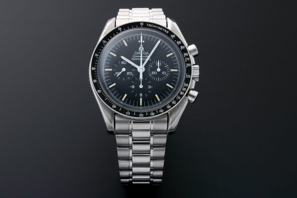 Omega Speedmaster Apollo 11 Moon Skeleton Case Back Watch 3592.50.00 - Baer & Bosch Auctioneers