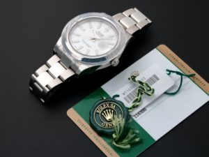 Rolex Datejust II Oman Watch 116300 - Baer & Bosch Auctioneers