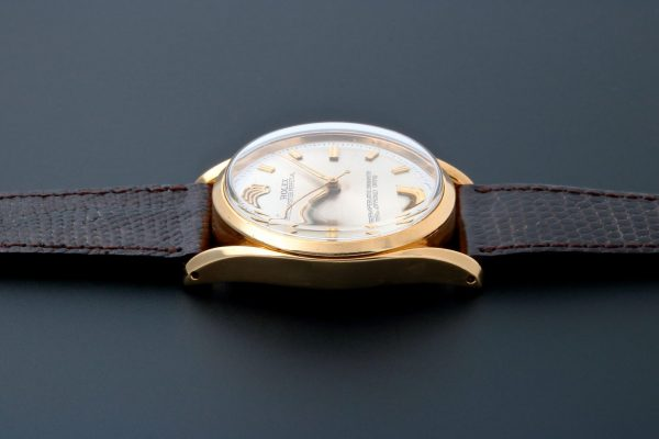 Rolex Oyster Perpetual Bombay Watch 6590 - Baer & Bosch Auctioneers