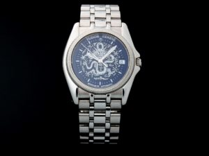 Tudor Dragon Monarch Date Watch 38630 - Baer & Bosch Auctioneers