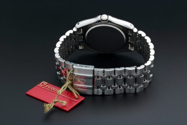 Tudor Dragon Monarch Date Watch 38630 - Baer & Bosch Auctioneers