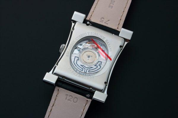 Cuervo y Sobrinos Esplendidos Retrogrado Watch A2452-1 - Baer & Bosch Auctioneers