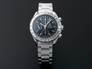 Omega Speedmaster Triple Calendar Watch 3523.50.00 - Baer & Bosch Auctioneers