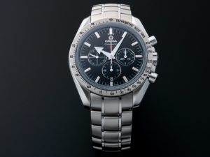 Lot #4915 – Omega Speedmaster Broad Arrow 1957 Watch 321.10.42.50.01.001 Omega Chronograph