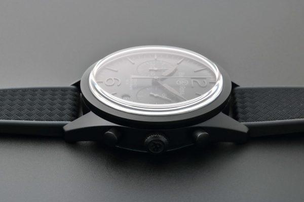 Bell & Ross Vintage Phantom Chronograph Watch BRV126-PHANTOM - Baer & Bosch Auctioneers
