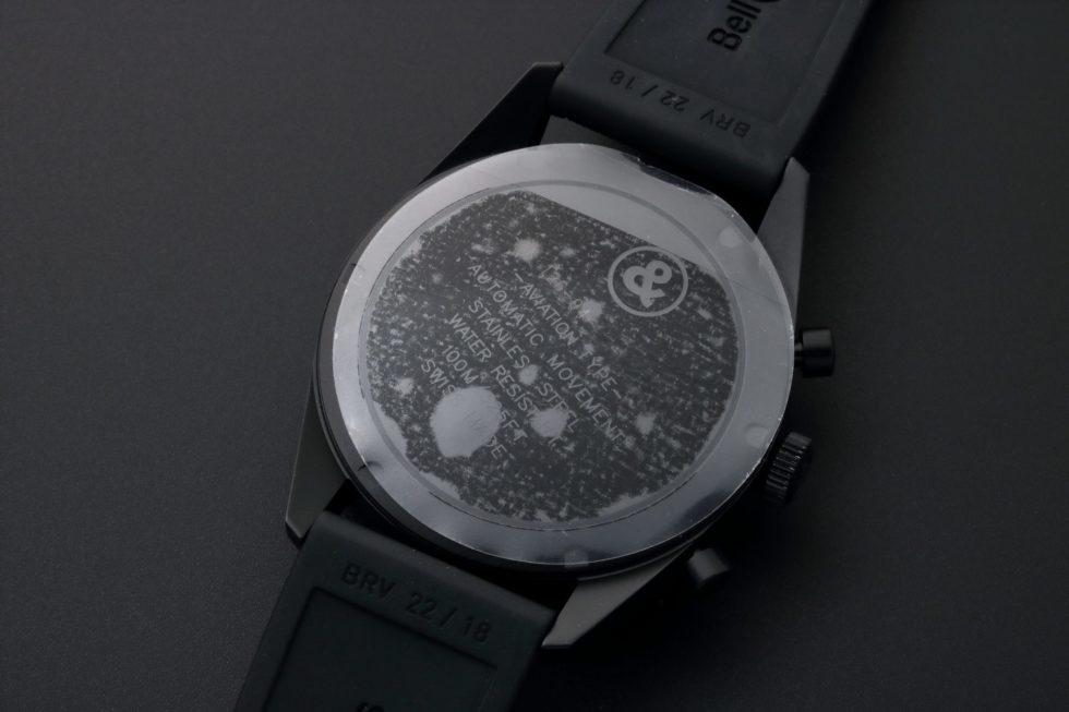 Lot #3250A – Bell & Ross Vintage Phantom Chronograph Watch BRV126-PHANTOM Bell & Ross Bell & Ross