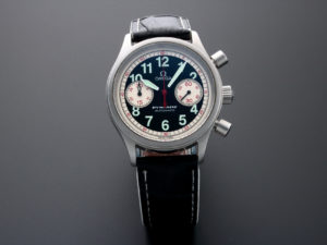 Lot #5659 – Omega Dynamic Targa Florio Chronograph Watch 5241.51.00 Dynamic Chronograph