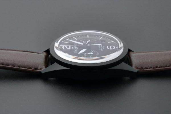 Bell & Ross Original Carbon Chronograph Watch BRV126-BL-CA-SCA-2 - Baer & Bosch Auctioneers