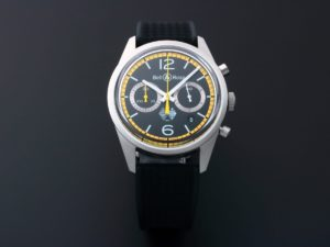 Bell & Ross Renault Sport Chronograph Watch BRV126-RS40-ST-SRB - Baer & Bosch Auctioneers