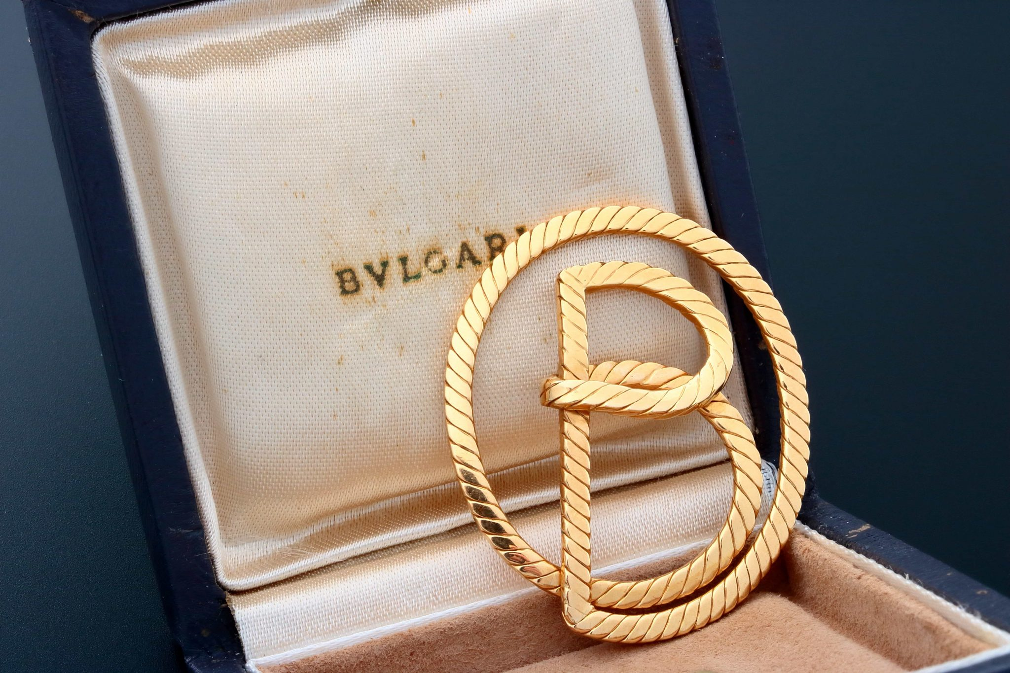 Bvlgari 18k Yellow Gold Money Clip – Baer & Bosch Auctioneers