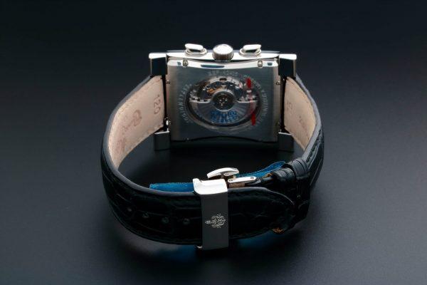 Cuervo y Sobrinos Esplendidos Chronograph Watch 2416.1N - Baer & Bosch Auctioneers