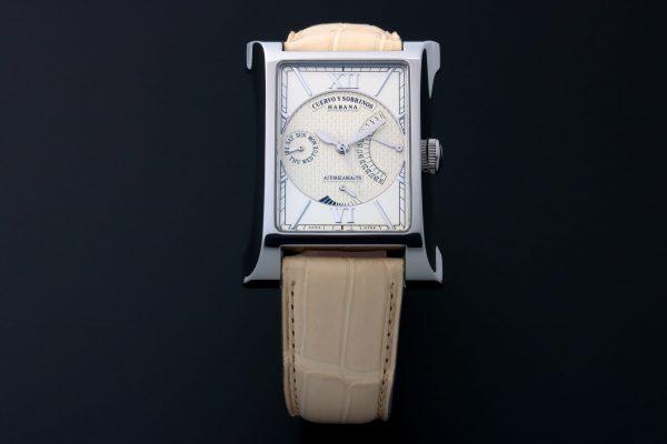 Cuervo y Sobrinos Esplendidos Retrograde Watch A2452.1 - Baer & Bosch Auctioneers
