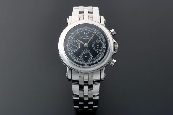 Franck Muller Endurance Chronograph Watch 7000 CC - Baer & Bosch Auctioneers