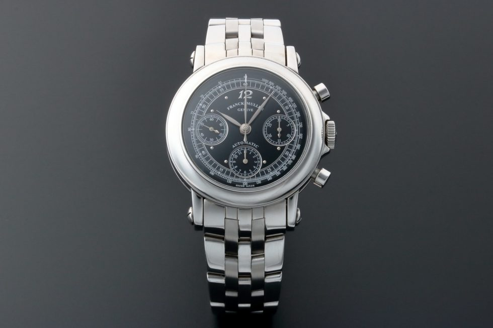 Franck Muller Endurance Chronograph Watch 7000 CC – Baer & Bosch Auctioneers