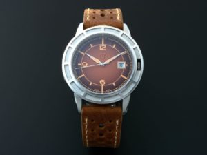 Pierre Gaston Date Watch - Baer & Bosch Auctioneers