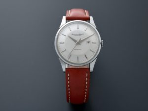Platinum IWC Date Watch - Baer & Bosch Auctioneers