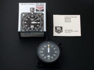 Heuer IFR Dashboard Timer Stopwatch 542.838.040 - Baer Bosch Auctioneers