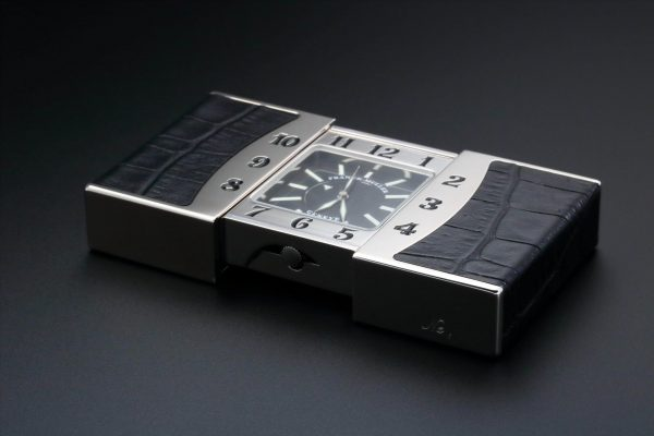 Franck Muller Ermeto Travel Alarm Desk Clock - Baer Bosch Auctioneers