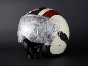 Tag Heuer McQueen Monaco Motorcycle Helmet - Baer Bosch Auctioneers
