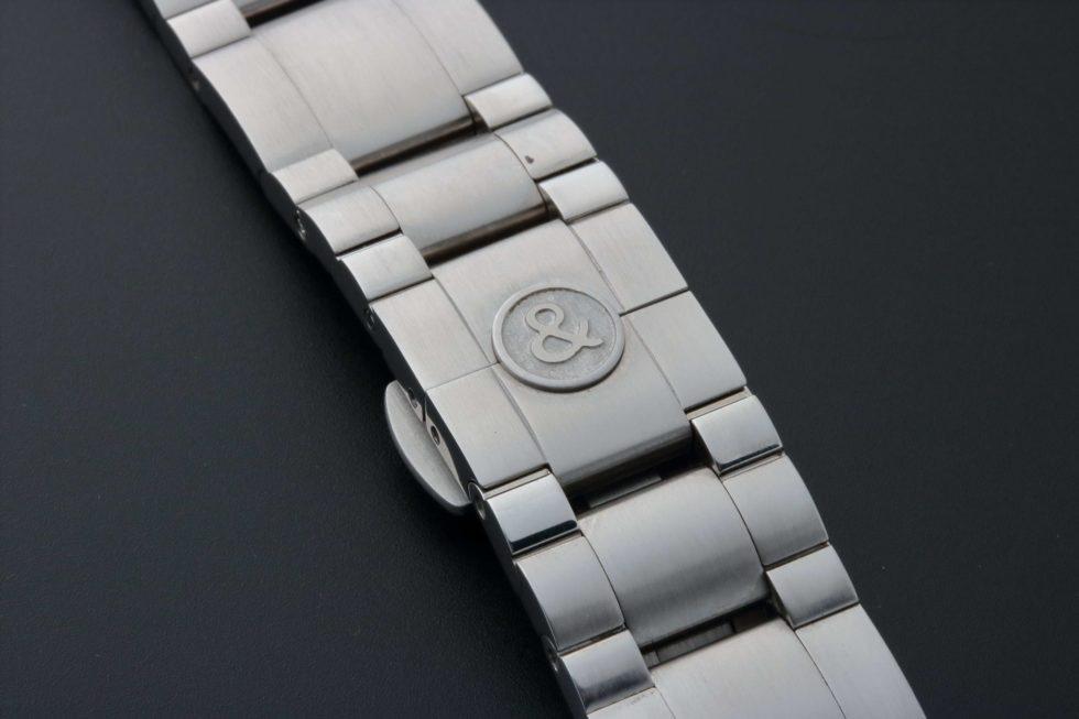 Lot #4820 Bell & Ross Watch Bracelet 18MM / 180MM Watch Bracelets 18mm