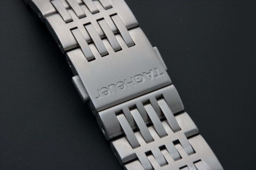 Lot #3203G Tag Heuer Autavia Rice Bracelet 20MM / 152MM FAA008-FB3088 Tag Heuer 20mm
