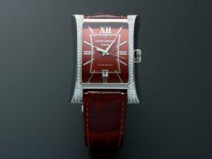 Cuervo y Sobrinos Habana Esplendidos Watch Diamond Bezel A2412/1 - Baer Bosch Auctioneers