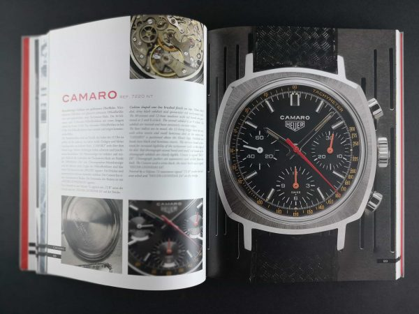 Heuer Chronograph Book by Arno Michael Haslinger - Baer Bosch Auctioneers