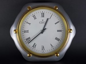 Ebel Dealer Display Clock - Baer Bosch Auctioneers