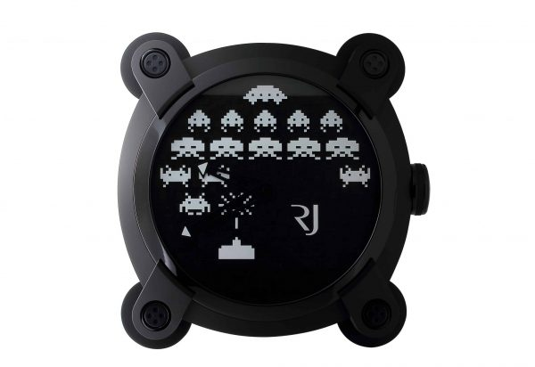 Romain Jerome Space Invaders Dealer Clock X.POS.029 - Baer Bosch Auctioneers