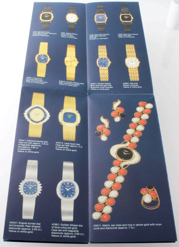Patek Philippe Seven Crafts Brochure 1978 - Baer Bosch Auctioneers