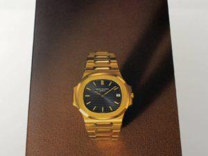 Patek Philippe Jumbo Nautilus Brochure 1978 - Baer Bosch Auctioneers