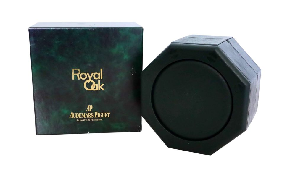 Lot #3339 – Audemars Piguet Royal Oak Watch Box Watch Parts & Boxes Audemars Piguet