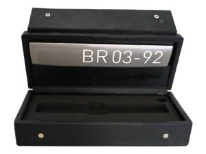 Bell Ross BR03 Watch Box - Baer Bosch Auctioneers