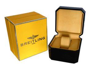 Breitling Bakelite Watch Box - Baer Bosch Auctioneers
