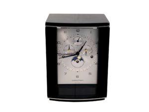 Buben & Zorweg Artemis Calendar Moon Phase Chiming Clock - Baer Bosch Auctioneers
