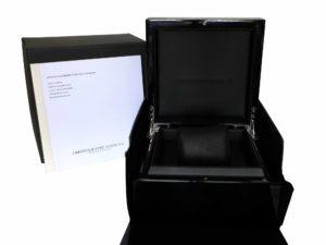 Chronographe Suisse Mangusta Watch Box - Baer Bosch Auctioneers