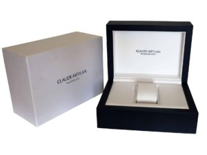 Claude Meyland Watch Box - Baer Bosch Auctioneers