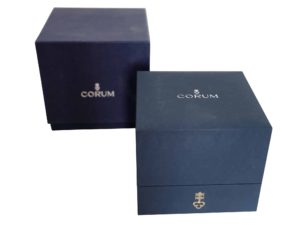 Corum Watch Box - Baer Bosch Auctioneers