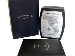 Franck Muller Transamerica Watch Box - Baer Bosch Auctioneers