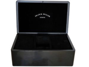 Franck Muller Watch Box - Baer Bosch Auctioneers